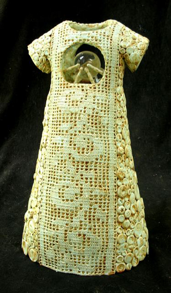 Photograph of Crystal Ball Gown