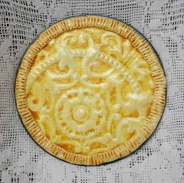 Photograph of Lemon pie